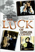 Luck Of Ginger Coffey poster